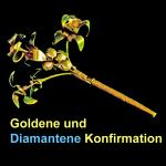 Gold + Diamant Konfirmation 2013